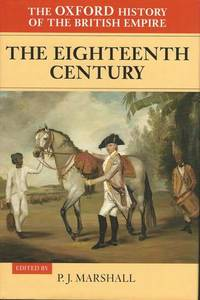 image of The Oxford History of the British Empire: Volume II: The Eighteenth Century