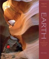 Earth: An Introduction to Physical Geology Value Package (includes Encounter Earth: Interactive...