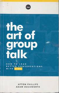 image of The Art of Group Talk How to Lead Better Conversations with Kids