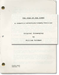 image of The Year of the Comet (Original screenplay for the 1992 film)