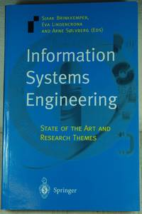 Information Systems Engineering: State of the Art and Research Themes