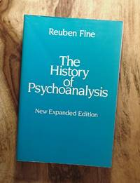 image of THE HISTORY OF PSYCHOANALYSIS: New Expanded Edition