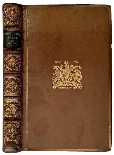 Edinburgh:: Edmonston and Douglas, 1863., 1863. 8vo. xiii, , 378 pp. Contemporary gilt-stamped calf,...