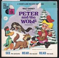 image of Peter and the Wolf - A Disneyland Record and Book No.321