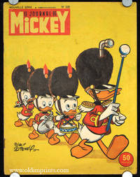 Le Journale de Mickey. Nouvelle Serie No.338