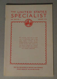 The United States Specialist, #575, January 1978, Vol. XLIX No. 1