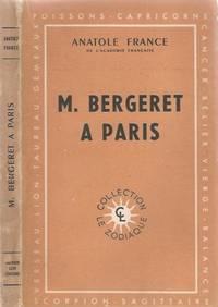 M. Bergeret a Paris