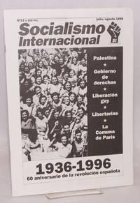 1936-1996; 60 aniversario de la revolución española, in Socialismo Internacional, no. 13, julio-agosto, 1996