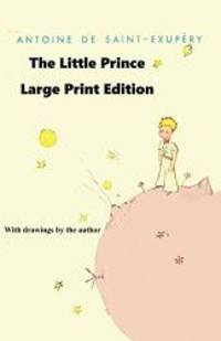 image of The Little Prince - Large Print Edition