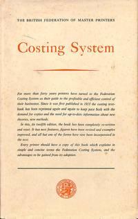 B.F.M.P. Costing System.
