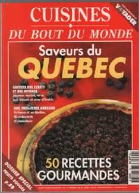 Saveurs du québec ( 50 recettes ) / cuisines du bout du monde n° 20