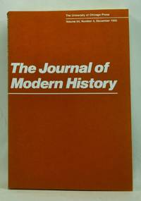 Journal of Modern History, Volume 64, Number 4 (December 1992) by  Lenard R.; others  Margot; Berlanstein - 1992 - from Cat's Cradle Books (SKU: 4860043)