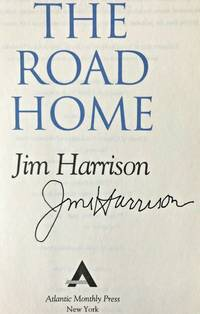 THE ROAD HOME (SIGNED) by  2016.)  1937 - March 26 - Signed First Edition - Oct 1, 1998 - from Charm City Books (SKU: BS13638)