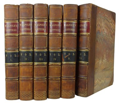 London: Richard Bentley, 1840. Hardcover. Very Good. 6 vols. 1/2 leather. Modest scuffing. A few cor...
