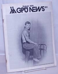 image of GPU News [vol. 3, #11] August 1974: Dwight McCarthy