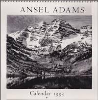 Ansel Adams Calendar 1993