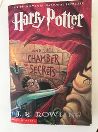 Harry Potter and the Chamber of Secrets by  J.K Rowling - Paperback - 11/2000 - from Lulu'sbooks and Biblio.com