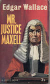 image of Mr Justice Maxell