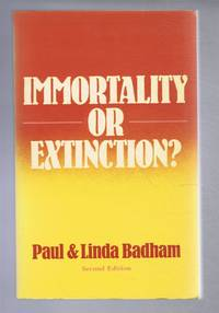 image of Immortality or Extinction