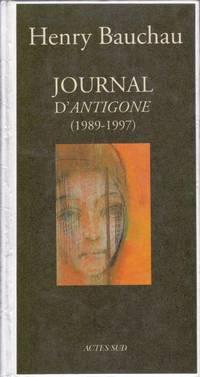 Journal d'Antigone (1989-1997).