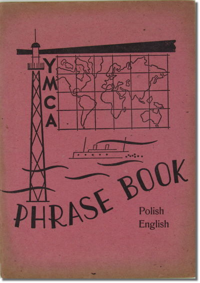 : World's YMCA/ YWCA, 1949. Paperback. Very good. Polish Edition. 24pp. Edges darkened,ink stamp at ...