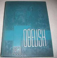 image of 1958 Obelisk: Southern Illinois University Yearbook, Carbondale, IL