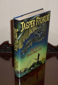 The Last Dragonslayer - **Signed** + First Lined - 1st/1st
