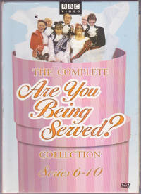 image of Are You Being Served? Collection, Series 6-10 (DVD Boxed Set)