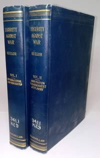 SECURITY AGAINST WAR, 2 VOLUMES
