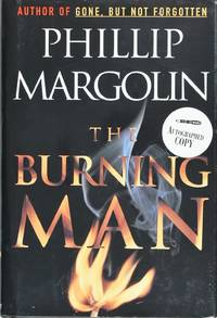 The Burning Man (Signed)