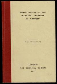 image of Recent Aspects of the Inorganic Chemistry of Nitrogen