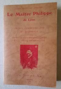 image of Le Maître Philippe de Lyon : La parole et le geste