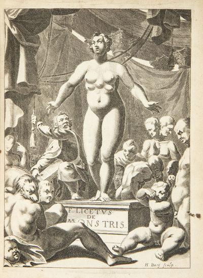 Fortunius Licetus De Monstris. Ex...