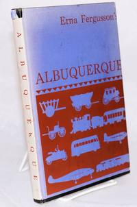 image of Erna Fergusson's Albuquerque drawings by Li Browne