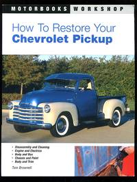 image of How to Restore Your Chevrolet Pickup