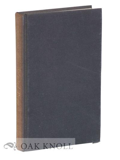 Cambridge: At the University Press, 1961. cloth. Housman, A.E.. large 12mo. cloth. xv, (i), 204 page...