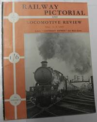 Railway Pictorial And Locomotive Review Volume 3 No. 12