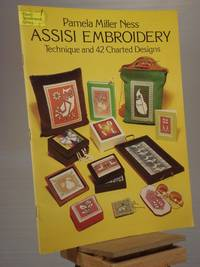 Assisi Embroidery: Technique and 42 Charted Designs (Dover Needlework)