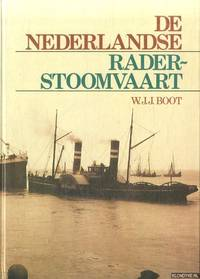 image of De Nederlandse raderstoomvaart
