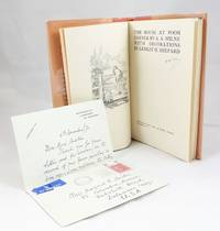 The House at Pooh Corner. With Decorations by Ernest Shepard. [with] MS letter from Shepard to an American admirer.