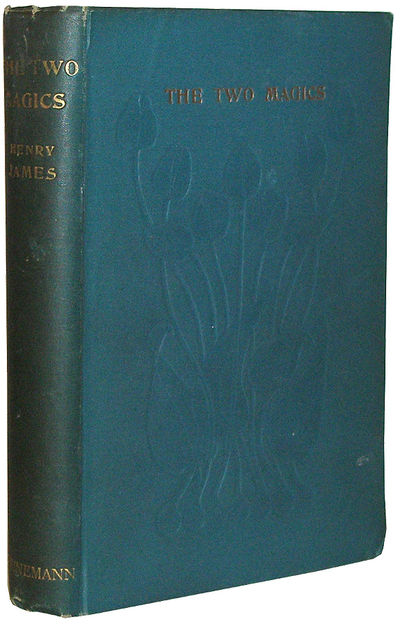 London: William Heinemann, 1898 First edition, second impression, colonial issue. Publisher's decora...