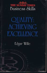 Quality: Achieving Excellence