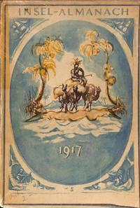 Insel Almananch auf das Jahr 1917.