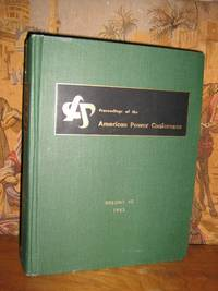 Proceedings of the American Power Conference, Volume 45, 1983
