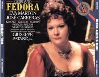 image of Fedora - Opera in Three Acts [2-COMPACT DISC SET]