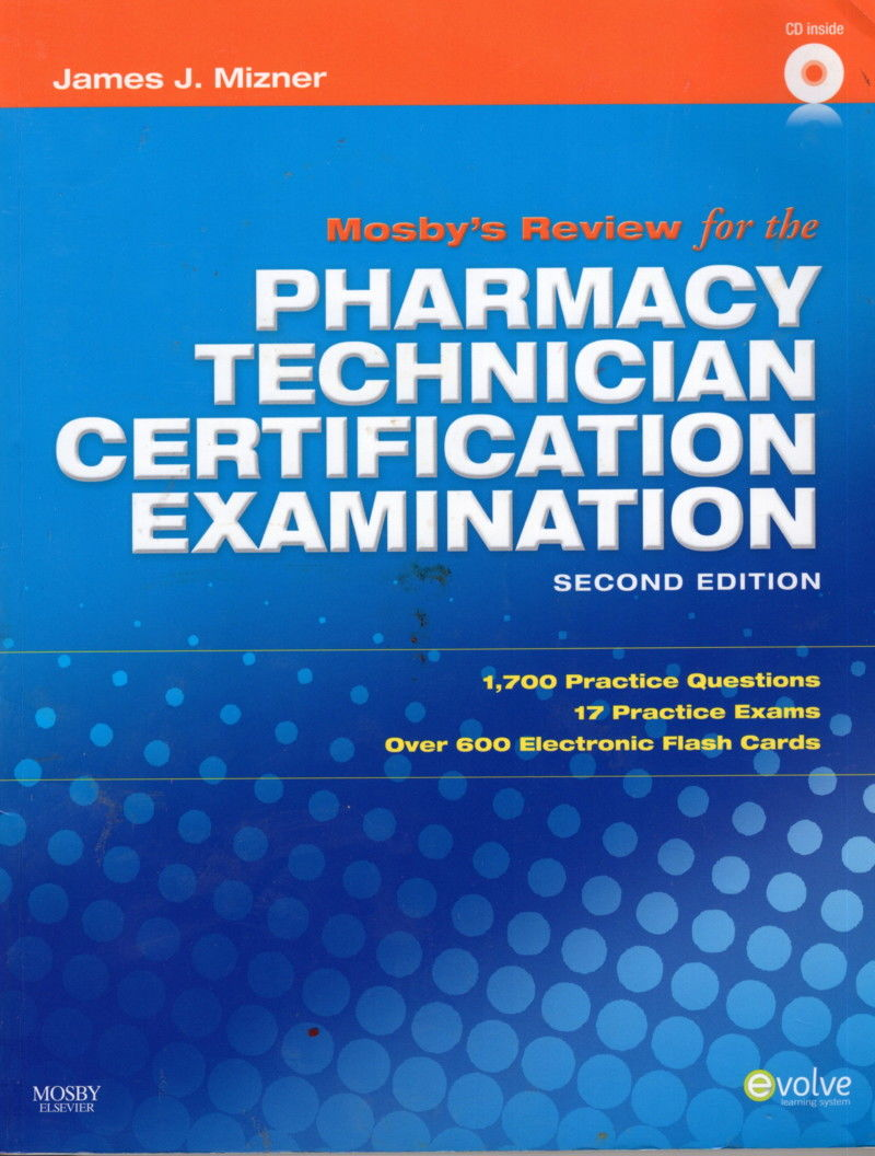 9781416062042 Mosbys Review For The Pharmacy Technician