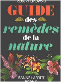 image of Guide des remedes de la nature