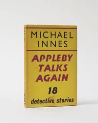 Appleby Talks Again. 18 Detective Stories