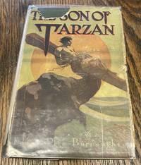 The Son Of Tarzan by  Edgar Rice Burroughs - Hardcover - 1918 - from Riverow Bookshop, INC ABAA (SKU: BOOKS315023)