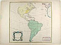 Carte Générale de L'Amérique